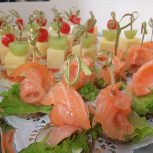 Special Canapés - Min. 20 pieces / product